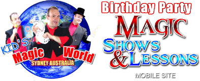 Simply the best Magic For Childrens Parties and events in Sydney