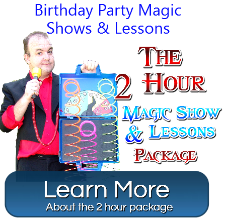 sydney-birthday-party-magic-show-and-lessons